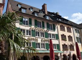 Hotel Rappen am Münsterplatz