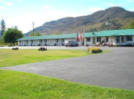 Mountain Springs Motel, Barrière