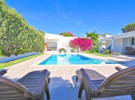 Benfarras Villa Sleeps 6 Pool Air Con WiFi