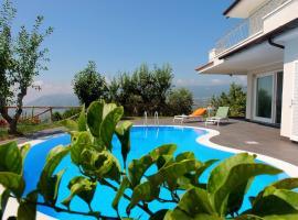Villa Marinella, Cicerale (Monteforte Cilento yakınında)