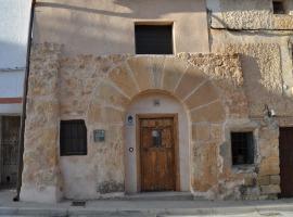Casa Tolosa, Las Cuerlas