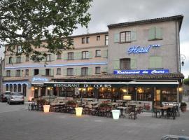 Grand Hôtel du Cours, Sisteron (рядом с городом Valbelle)
