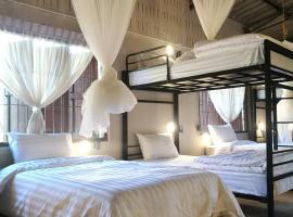 Limestone Chiang Dao Hostel & Cafe'