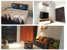 Live Ipoh City Center Homestay