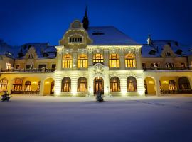 Rubezahl-Marienbad Luxury Historical Castle Hotel & Golf-Castle Hotel Collection