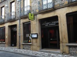 Hôtel Restaurant Le Saint Clément, Saint-Clement-sur-Valsonne (рядом с городом Ronno)