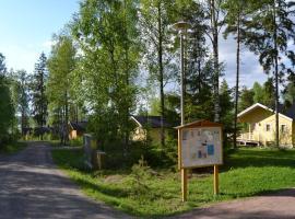 Matilda VIP Cottages, Matildedal (рядом с городом Kemionsaari)