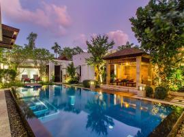 2 Bedroom Sunset villa Oceanfront