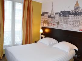 Hôtel de l'Exposition - Tour Eiffel