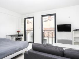 Appartement 204 - 18 rue Matabiau - Jeanne d'Arc, Toulouse