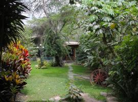Hacienda Santa Maria Cieneguilla
