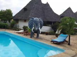 Diani cheater cottage