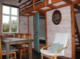 Chalet de Schenk- Camping 't Dekske
