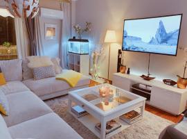 Athens warm apartmet