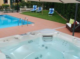Hotel La Pergola, Grezzana (Montecchio yakınında)