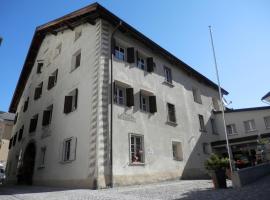 Palazzo Mysanus Samedan