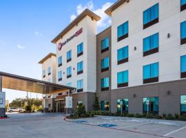 Best Western Plus Houston I-45 North Inn & Suites