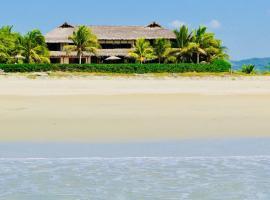 Casa Emelina Oceanfront Estate Puerto Escondido