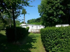 Camping Le Picardy, Pinchefalise (рядом с городом Estréboeuf)
