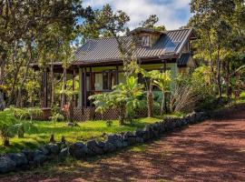 Tiki Tiny House - Premier Site