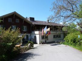 Hotel Bellevue, Heiligenschwendi (Goldiwil yakınında)