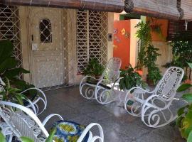 Casa Margarita y Maheli, VEDADO