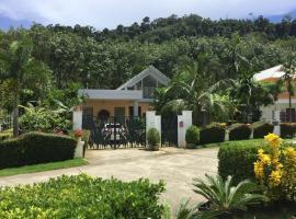 Luxury villa on Phuket