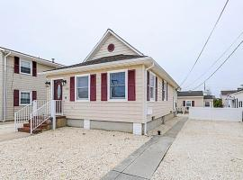 3 BR 2 BA Park Home Seconds from the Beach!