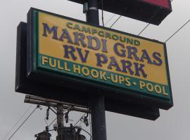 Mardi Gras RV Park - Lots Only