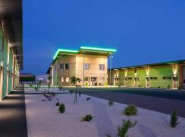 Bio Motel, Semoutiers (рядом с городом Bricon)