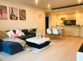 Brand new 2bedroom apt in the Upper north shore