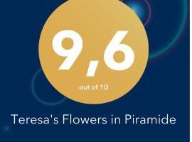 Teresa's Flowers in Piramide