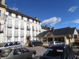 Hôtel Panoramic et des Bains, Luz-Saint-Sauveur