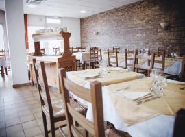 La Roseraie - Hotel & Restaurant, Фонтене-о-Роз (рядом с городом Bagneux)