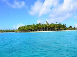 Blue Heaven Island, Bora Bora