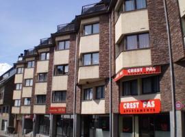 Apartaments Crest Pas
