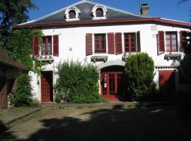 Chambres d'Hôtes Closerie du Guilhat, Сали-де-Беарн (рядом с городом Puyoô)
