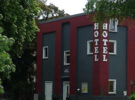HOSTEL Wittenberg - HOTEL Garni