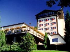Hotel Reifenstein, Kleinbartloff (Anrode yakınında)