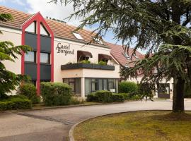 Hotel The Originals Dijon Ouest Castel Burgond (ex Inter-Hotel)