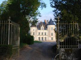 Chateau des Arpentis, Amboise