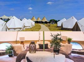 Boutique Camping - The Open 2019