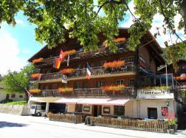 Hotel Schmitta, Fiesch