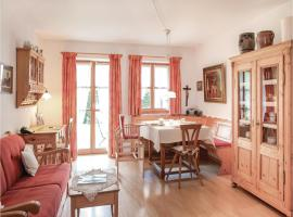 One-Bedroom Apartment in Bad Tolz