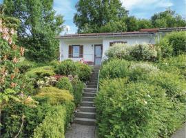 Three-Bedroom Holiday Home in Falkenstein