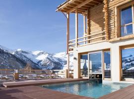 Hôtel & Spa L'Alta Peyra