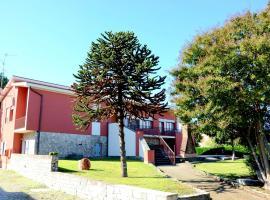 La Villa, Montagnana (San Salvaro yakınında)
