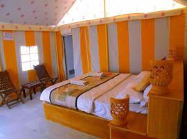 Desert Chandigarh camp