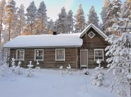 Hanhiniemi Holiday Cottages / Hanhiniemen lomamökit