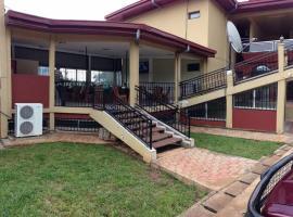International Hotel, Cameroon